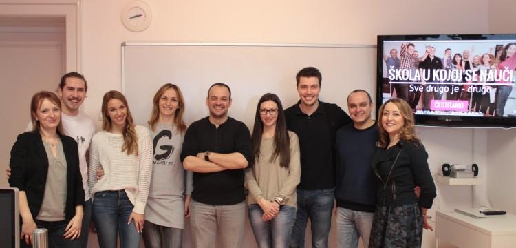 Grupna slika PHP 3