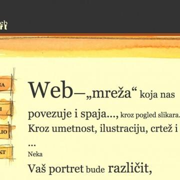 Kika web art