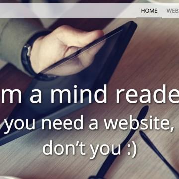 Mijo Web design