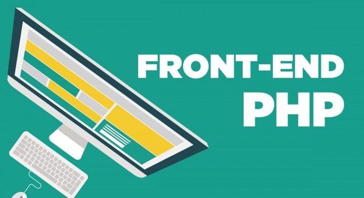 Front-End za PHP programere
