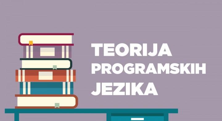 Teorija programskih jezika
