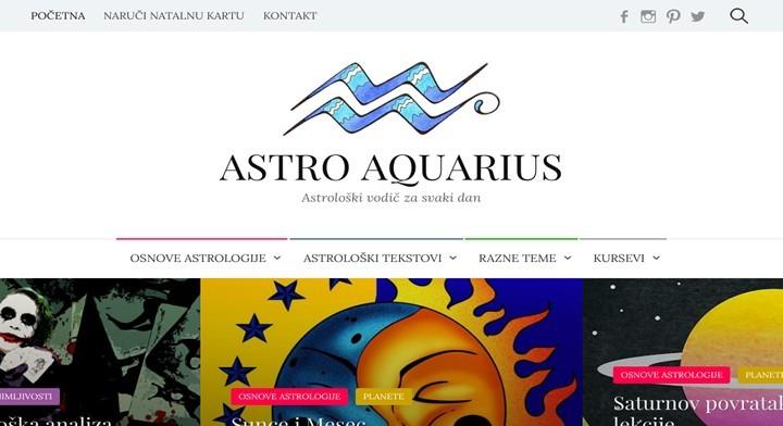 Astro Aquarius