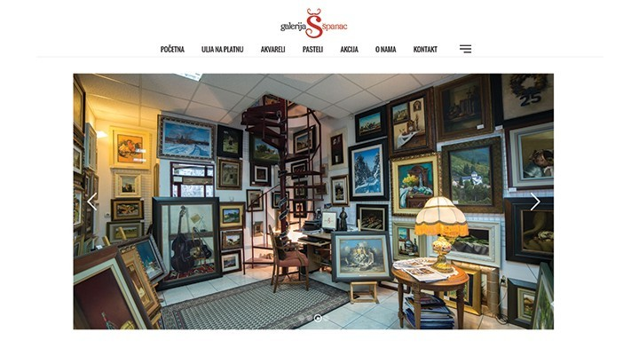 Galerija Španac