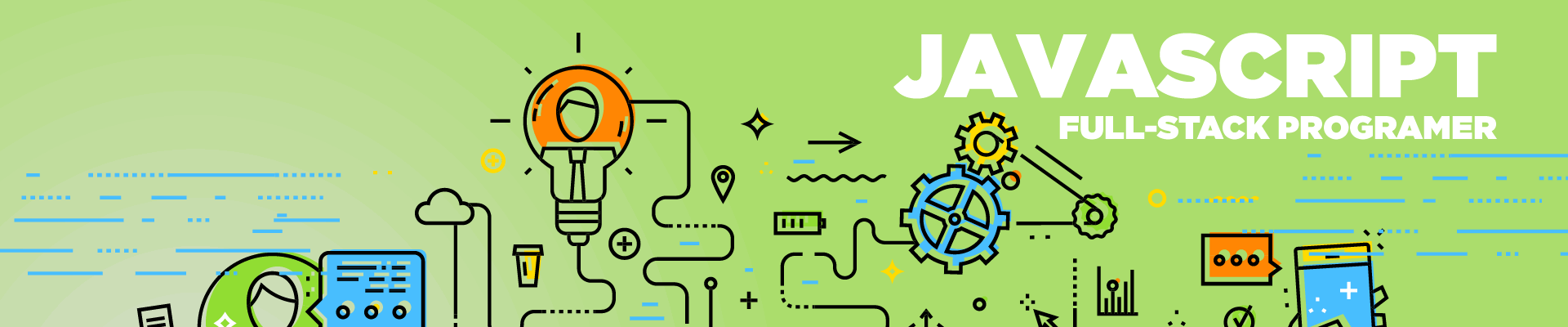 Full-stack programer (JavaScript)