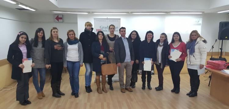 Youth Build IT program – Građanske inicijative i Krojačeva škola - za bolju budućnost
