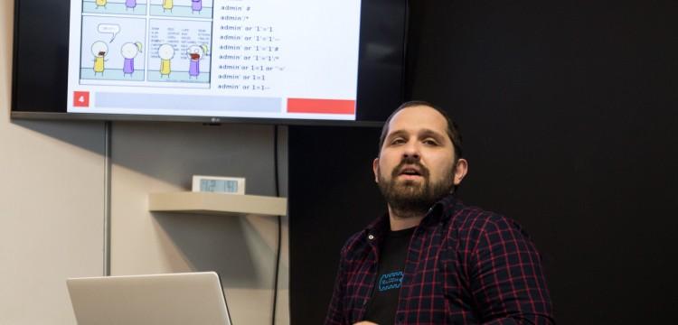Utisci nakon gostujućeg predavanja Jovana Šikanje – PHP programeri o web bezbednosti