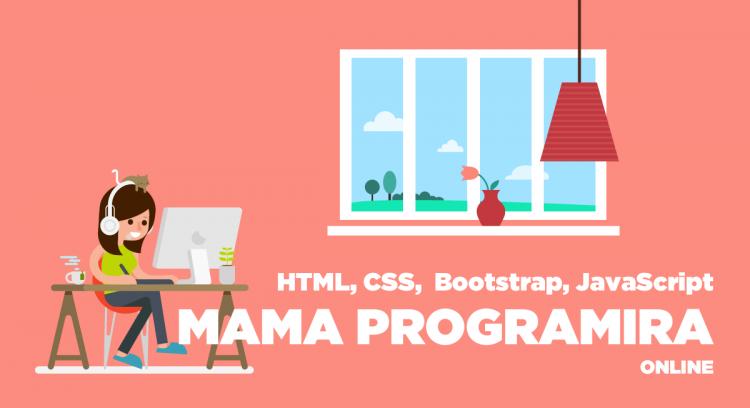 Mama programira