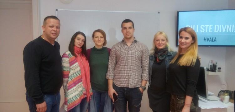 Grupna slika Marketing 3