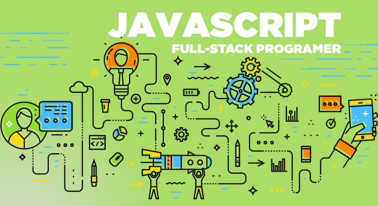 Full-stack programer (JavaScript)