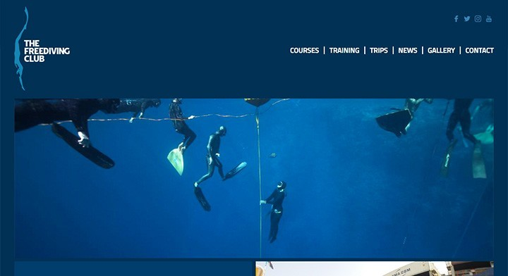 The Free Diving Club