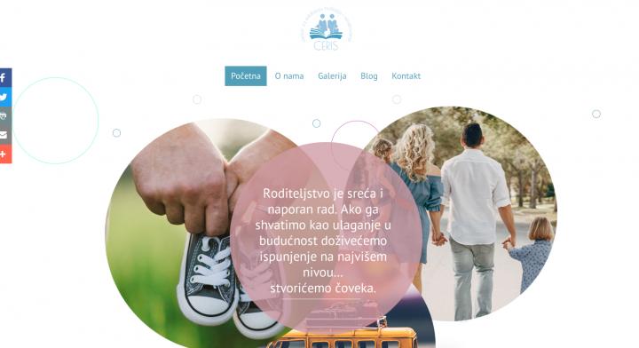 CERIS - Centar za edukaciju roditelja i savetovanje