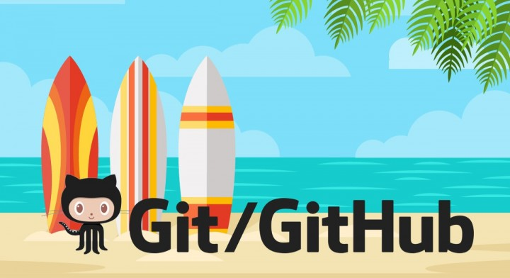 Grupna slika Git i GitHub