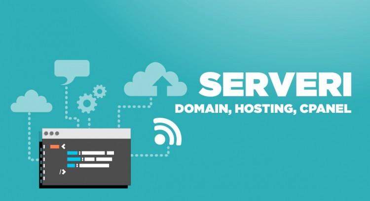 Domen, hosting, cPanel