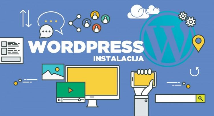 WordPress - instalacija