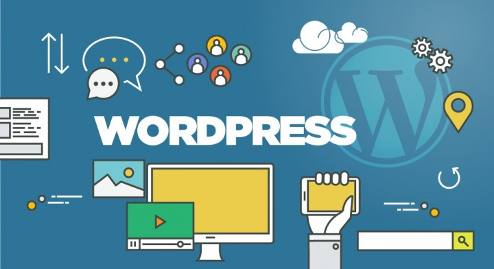WordPress od osnova do web sajta