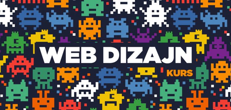 U mesecu smeha, ozbiljno upisujemo čak dve klase web dizajna