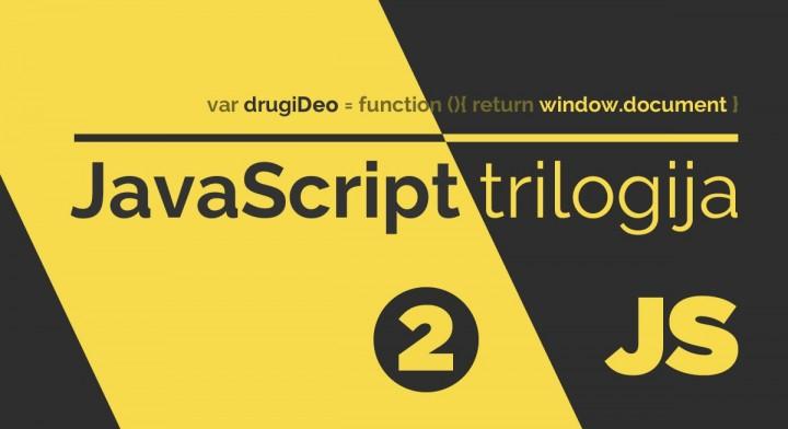 Grupna slika JavaScript Trilogija - II deo