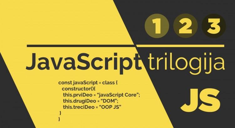 Grupna slika JavaScript Trilogija - Komplet