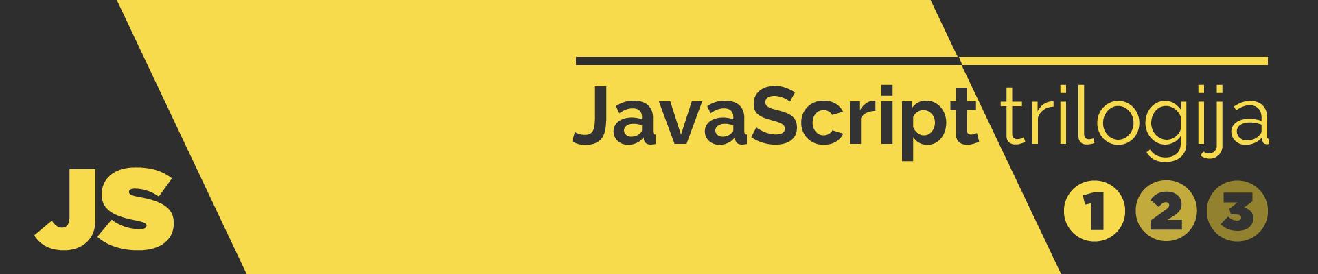 JavaScript Trilogija - Komplet