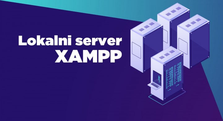 Lokalni server - XAMPP