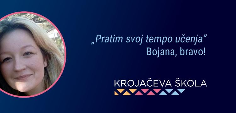 Bojana - dama koja drži rekord u broju završenih online kurseva