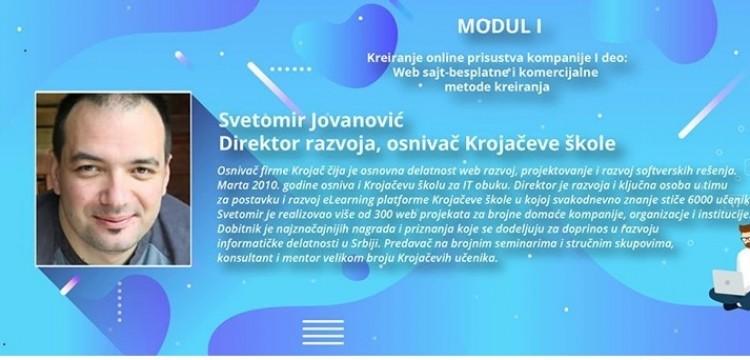 Krojačeva škola učesnik ciklusa radionica u organizaciji Privredne komore Srbije