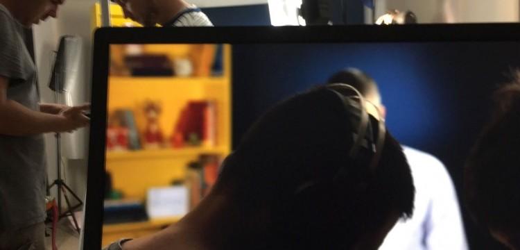 Dan kao stvoren za snimanje novog VIDEO kursa! Zvir u studio...