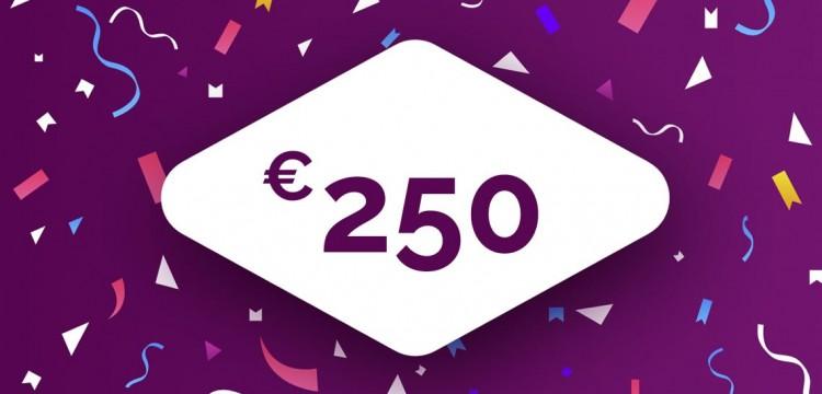 10 za 250! Poklanjamo 10 vaučera od 250 evra za Frontend kurs!