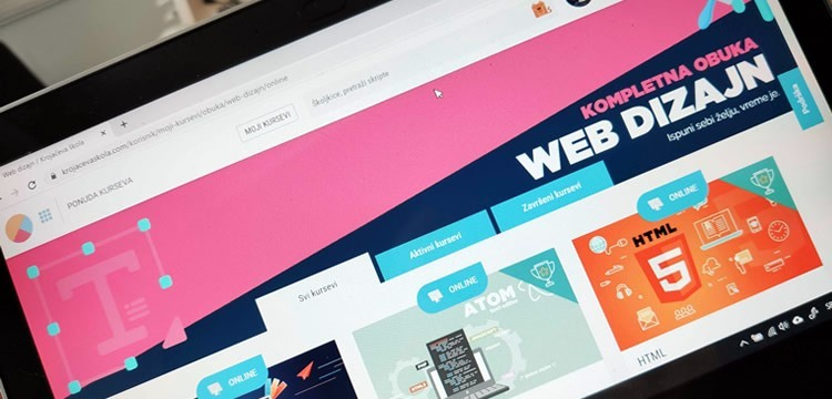 Važno je gde učiš! Jedinstvena platforma za online učenje - kako i zašto?