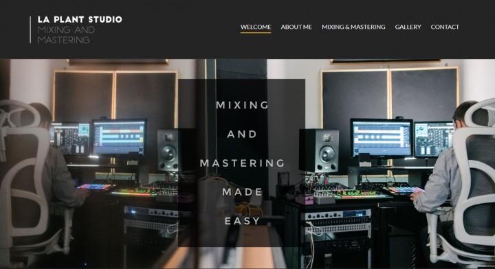 La Plant Studio Mixing & Mastering