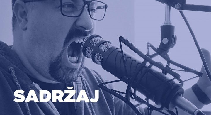 Napravi podcast koji...