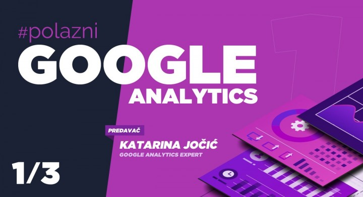 Grupna slika Google Analytics