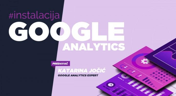Google Analytics, povezivanje sa sajtom