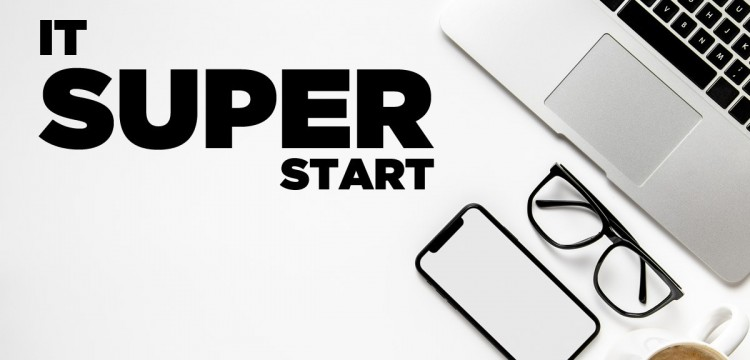 IT SUPER START - paket za IT početak i za prvih 100 upisa