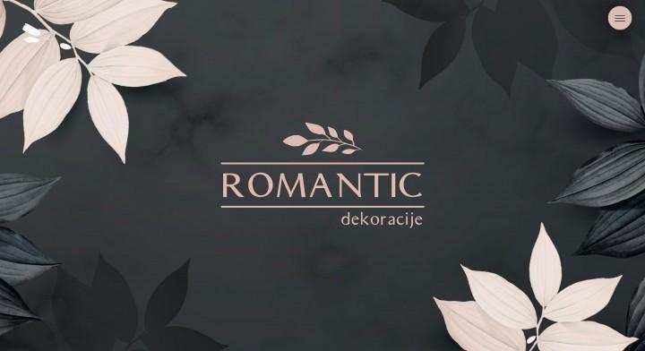 Dekoracije Romantic