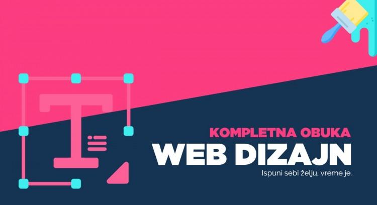 ČUVENI web dizajn...