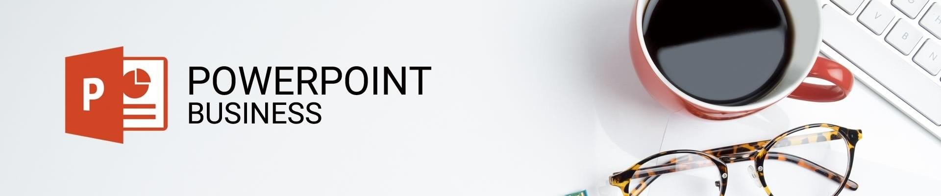 PowerPoint, poslovni