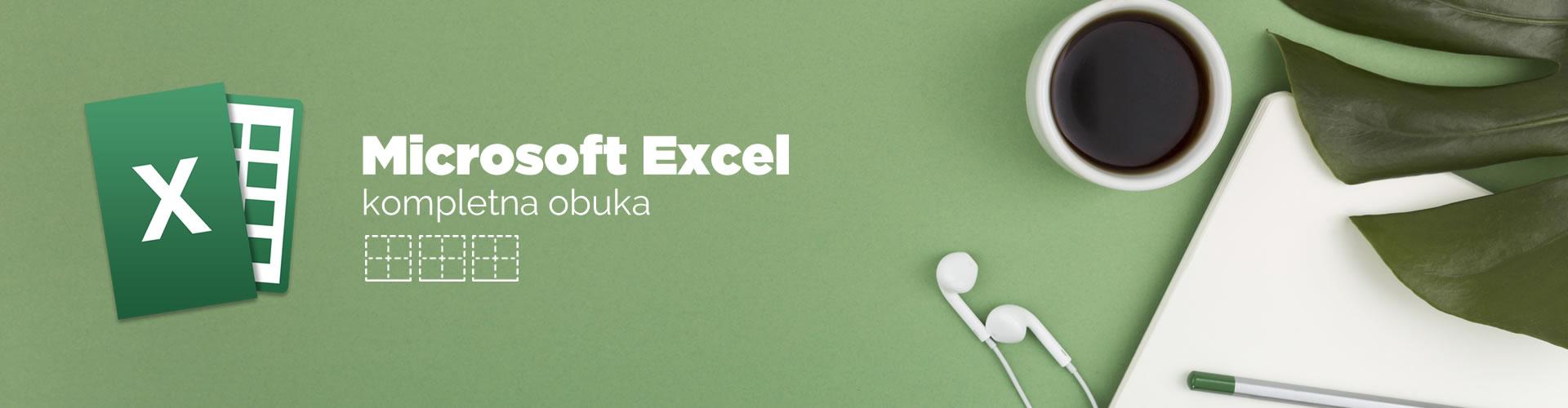 Excel-komplet